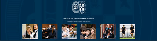 Penleigh and Essendon Grammar School Logo and Images