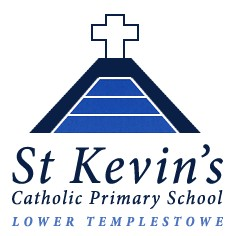 St Kevin's School Templestowe Lower Logo and Images