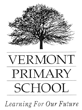 Vermont Primary School Logo and Images
