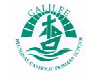 Galilee Regional Catholic Primary School Logo and Images