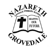 Nazareth Primary School Logo and Images