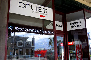 Crust Logo and Images