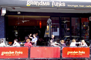 Grandma Funks Logo and Images