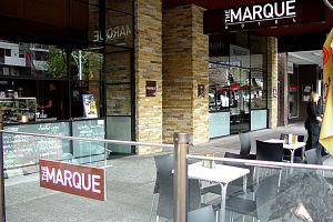 Marque Cafe Logo and Images