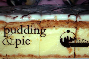 Pudding and Pie Logo and Images