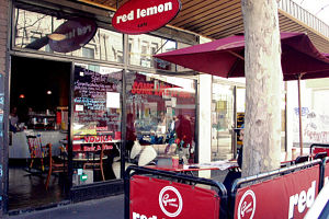 Red Lemon Logo and Images