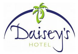 Daisey's Hotel Logo and Images