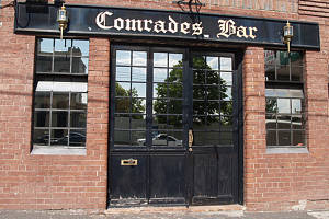 Comrades Bar Logo and Images