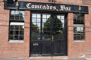 Comrades Bar Logo and Images