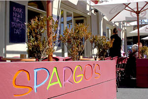 Spargos Logo and Images