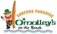 O'Malleys On The Beach Logo and Images