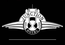 Junction Hotel Newport Logo and Images