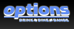 Options Tavern Logo and Images