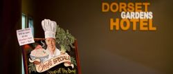 Dorset Gardens Hotel Motel Logo and Images
