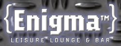 Enigma Bar Logo and Images