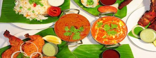 Raja Indian Restaurant Logo and Images