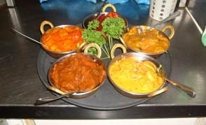 Scherhazade Indian Restaurant Logo and Images