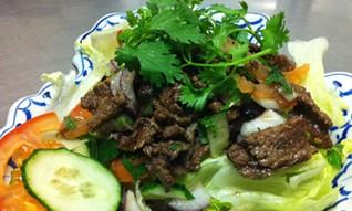 Thai Jasmine Restaurant Logo and Images