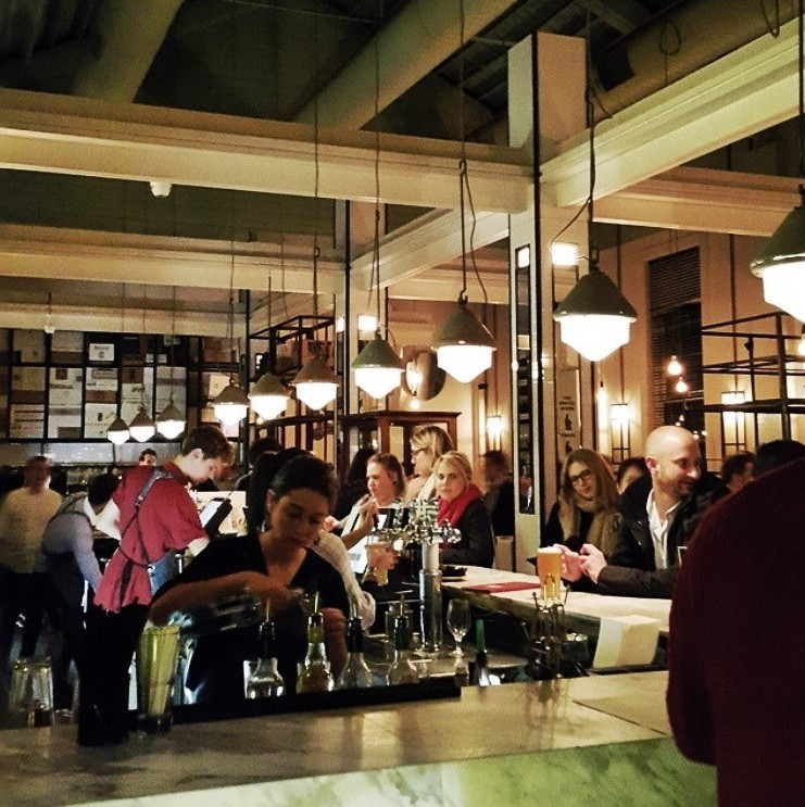 Trunk Bar & Restaurant
