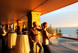 Cottesloe Beach Hotel Logo and Images