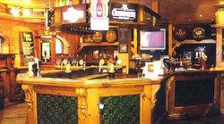 Pugg Mahones Irish Pub Logo and Images