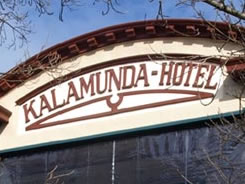 Kalamunda Hotel Logo and Images