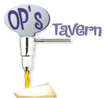 OP's Tavern Logo and Images
