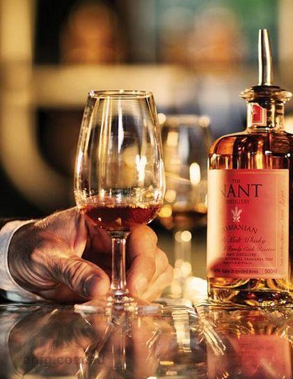 Nant Whisky Bar Salamanca Logo and Images