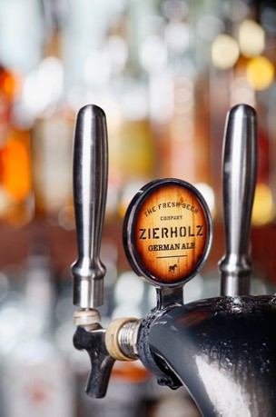 Zierholz Premium Brewery Logo and Images