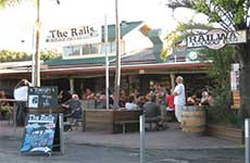Railway Friendly Bar Image