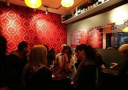 Shop and Wine Bar Image