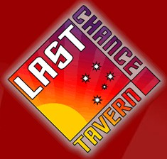 Last Chance Tavern Logo and Images
