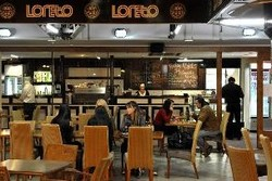 Loreto Lounge Logo and Images