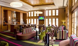 Duxton Hotel - The Lobby Bar Logo and Images