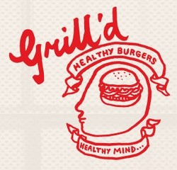 Grilld - Claremont Logo and Images