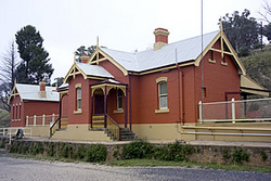 The Royal Hotel Carcoar Logo and Images