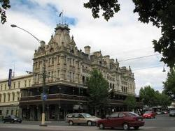 Shamrock Hotel Bendigo Logo and Images