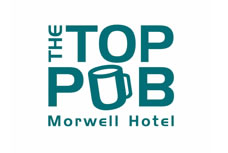 Morwell Hotel Logo and Images