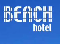 The Beach Hotel Logo and Images