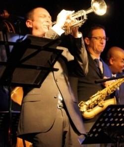 The Ellington Jazz Club Logo and Images