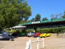 Jarrahdale Tavern Logo and Images
