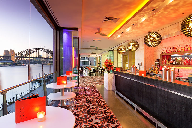 ECQ Bar - Pullman Quay Grand Sydney Harbour Image