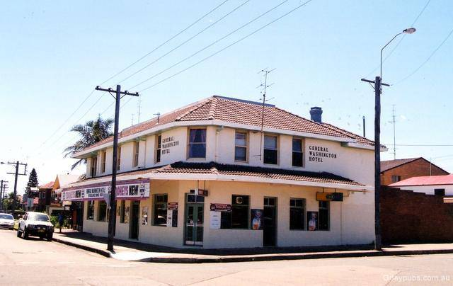 Old Fitzroy Hotel The Image