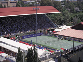Memorial Drive Sporting Venue Image