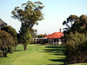 Mount Osmond Golf Club Logo and Images
