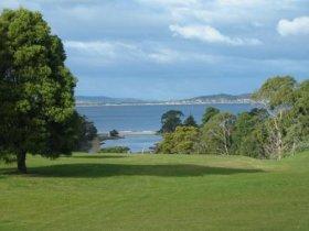 Kingston Beach Golf Club Logo and Images