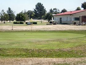 Campbell Town Golf Club Logo and Images