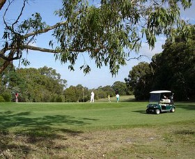 Leongatha Golf Club Logo and Images