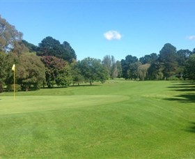 Bowral Golf Club Logo and Images