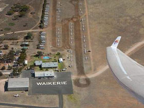 Waikerie Gliding Club Logo and Images
